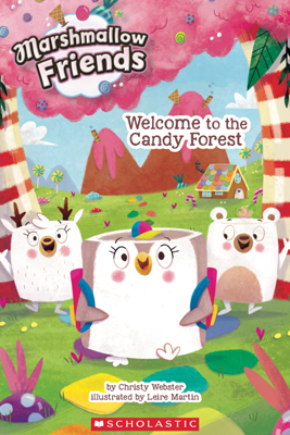 Marshmallow Friends - Scholastic Book Clubs